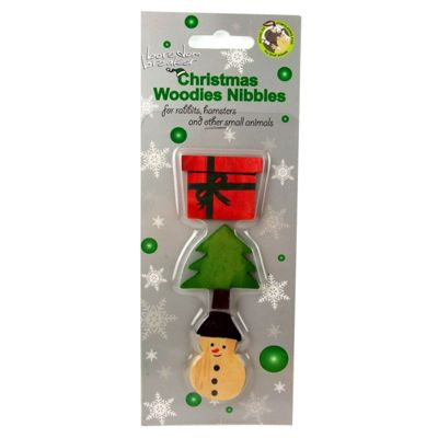 Boredom Breaker Christmas Woodies Nibbles
