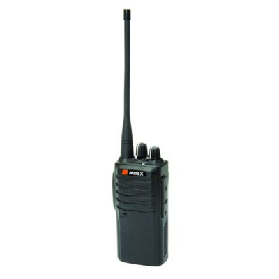 Mitex Site 5W UHF Two-Way Radio Walkie-Talkie Signle Pack