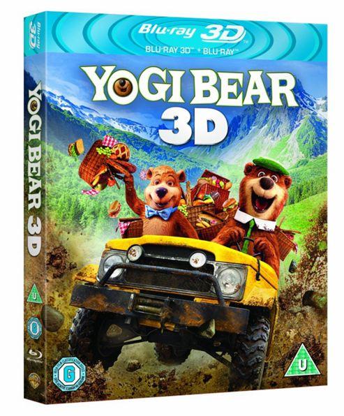 Yogi Bear (3D Blu-ray)
