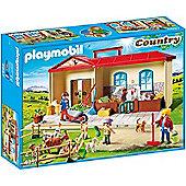 PLAYMOBIL Take Along Farm - Country 4897