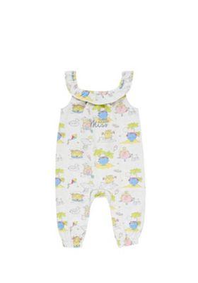 Little Miss Printed Jumpsuit Multi 0-3 months