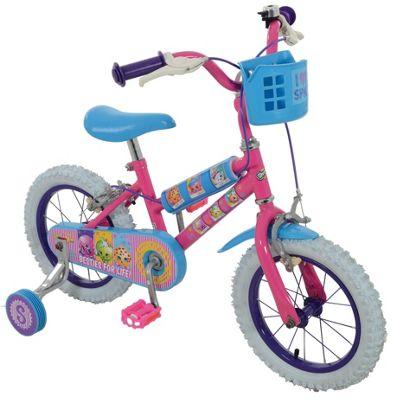 Shopkins 14 in Bike