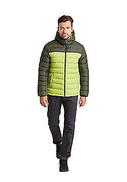 Zakti Stellar Padded Jacket - Green