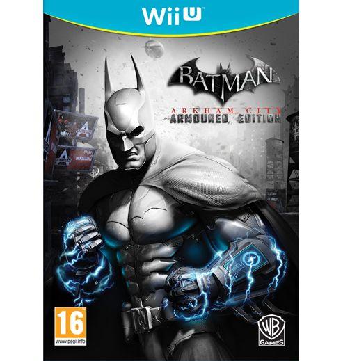 Batman - Arkham City - Armoured Edition