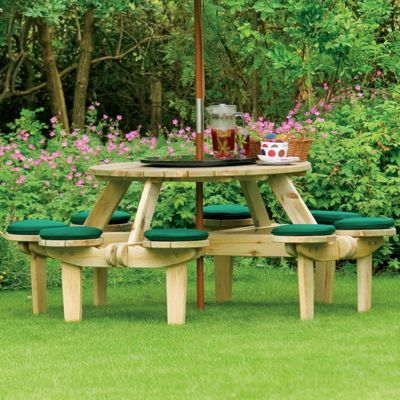 Alexander Rose Garden Furniture Sale Buy alexander rose pine gleneagles 8 seater table fsc from our alexander rose pine gleneagles 8 seater table fsc workwithnaturefo