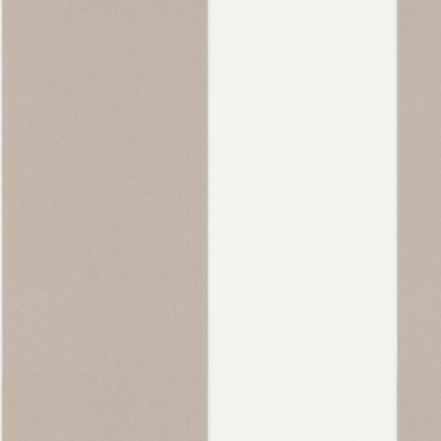 Superfresco Easy Paste The Wall Shade Stripe Taupe Wallpaper