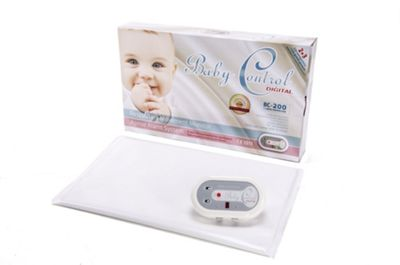 BabyControl BC-200 Breathing Monitor with 1 Sensor Pad