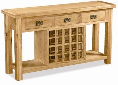 Alterton Furniture Pemberley Open Sideboard