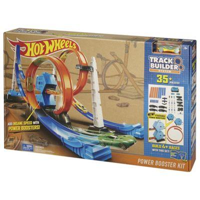 Hot Wheels Track Builder Race Kit