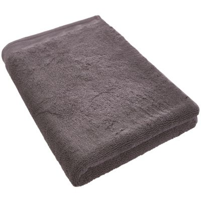 Retreat Bath Mat 60X80 - Carbon