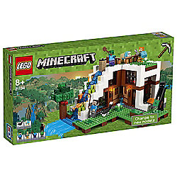 LEGO Minecraft The Waterfall Base 21134