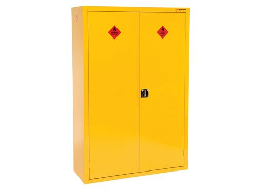 Armorgard SafeStor Hazardous Floor Cupboard 1200 x 460 x 1800mm