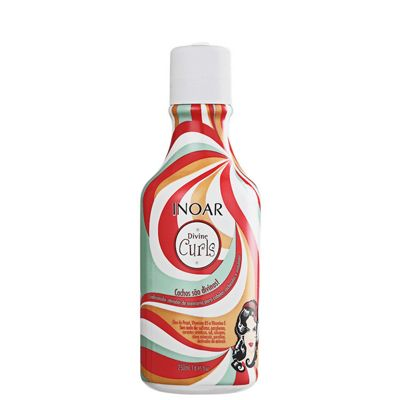 Inoar Divine Curls Shampoo - 250ml