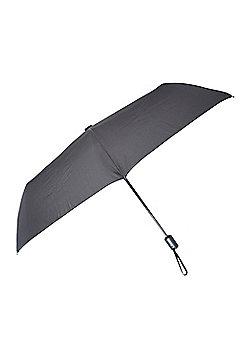 Mountain Warehouse Windproof Umbrella - Black