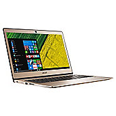 "Acer Swift 1 13"" Pentium 4GB RAM 64GB Storage Full HD Laptop - Gold"