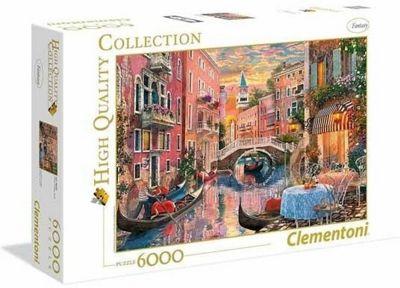 Venice Evening Sunset - 6000pc Puzzle