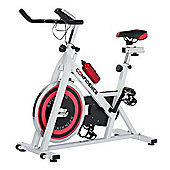 Confidence Pro Indoor Cycling Exercise Bike With 13kg Flywheel & Pulse Sensor
