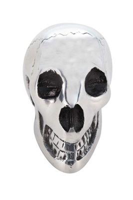 9cm x 11cm Silver Skull Paperweight