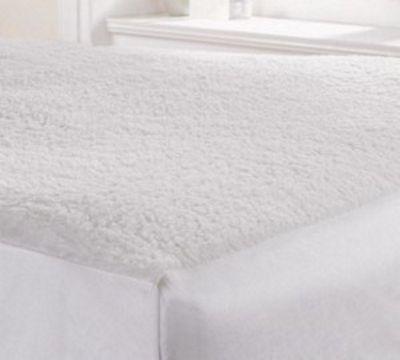 Fleecy Underblanket 220gsm, Single Bed