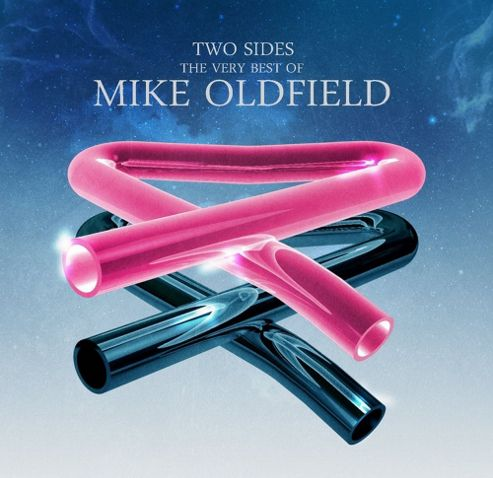 Two Sides: The Very Best of Mike Oldfield (2CD)