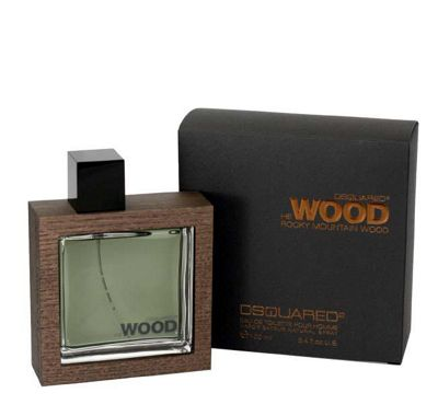 Dsquared2 He Wood Rocky Mountain Wood 100ml Eau de Toilette Spray