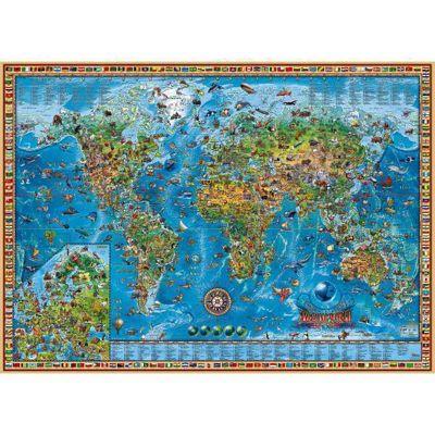 Amazing World - 3000pc Puzzle