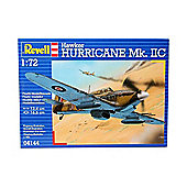 Hawker Hurricane Mk.IIC 1:72 Scale Model Kit - Hobbies