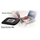 Cooler Master Notepal Comforter Air - Laptop Cooler with Soft Cushion Base for upto 15.6 Laptop