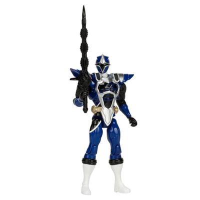 Power Rangers Ninja Steel 5-Inch Ninja Master Mode Blue Ranger Figure