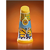 Despicable Me Go Glow Night Beam Tilt Torch Light