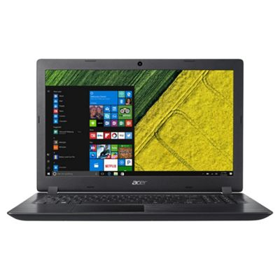 Acer Aspire 3 15.6'' Celeron 4GB RAM 1TB Storage Laptop - Black