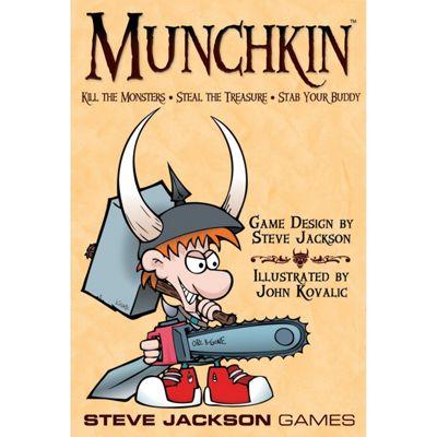 Munchkin ORIGINAL - Color Card Game - Steve Jackson Games