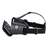 Cygnett GateWay VR Smartphone-based head mounted display Black