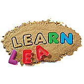 Learning Resources Uppercase Alphabet Sand Moulds