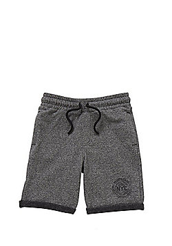 F&F NYC Sweat Shorts - Grey
