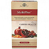 Solgar MultiPlus with Cardio Health Essentials Tablets 90