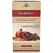 Solgar MultiPlus with Cardio Health Essentials Tablets 90