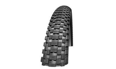 Schwalbe Table Top Tyre: 26 x 2.25 Black Wired. HS 373, 57-559, Performance Line