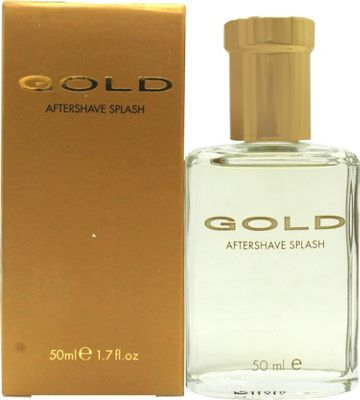 Yardley Gold Aftershave 50ml For Men