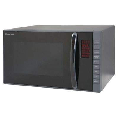 Russell Hobbs RHM2361GCG 23L Convection and Grill Microwave, Grey