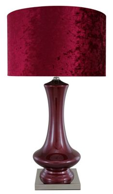 Morroco Lustre Table Lamp
