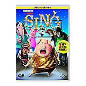 Sing DVD - Special Edition