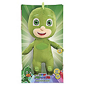 PJ Masks Sing And Talk Gekko Soft Toy