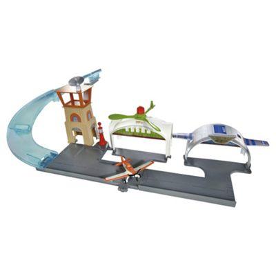 Disney Planes Propwash Junction Airport Playset