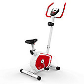 RevXtreme Vibe Magnetic Exercise Bike Indoor Cycle Red