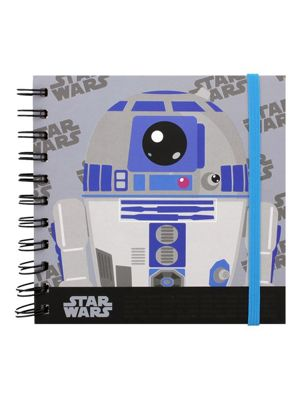 Star Wars Younger Square Notebook 16 x 16cm