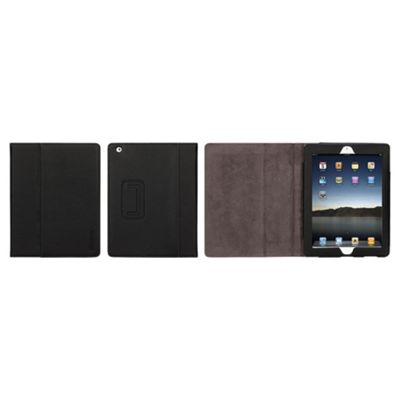 Griffin ELAN Folio Case/Stand for iPad2/3 Black GB03831