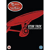 Star Trek Stardate Collection 1-10 Remastered DVD