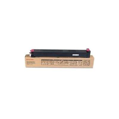 Sharp MX-23GTMA Magenta Toner Cartridge for Sharp MX-2010 U 2310 U 3111 U (Yield 10,000 Pages)