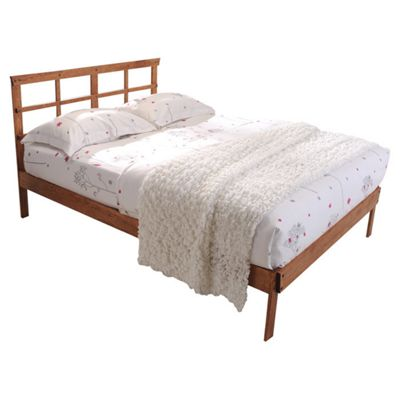 Ideal Furniture Clovis Bed Frame - Double (4' 6